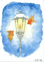 Lantern - Fish by Traumfaengerin-Wish