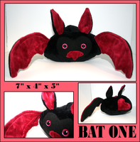 Bat One by CrushedGarlic