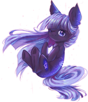 Chibi Deep sky - test by PrettyShineGP
