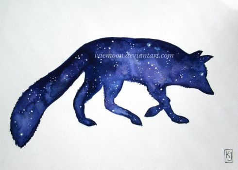 Vulpecula by IvieMoon