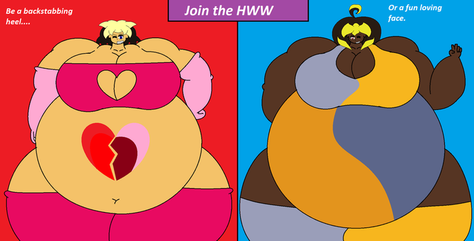 Join the HWW by FrostGhidorah