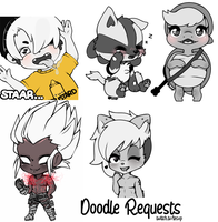[Stream] Doodle Requests by Tesvp