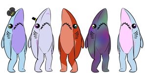 Free Left Shark Adopts (Open) by Cassian-Struniak
