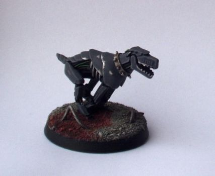 Inquisitor 54mm Cyber Mastiff by Conclave81