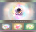 #4 Texture Pack - Roses by Ainhel