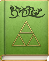 ALTTP Book of Mudora by BLUEamnesiac