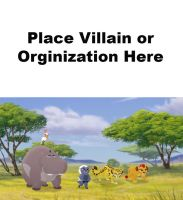 The Lion Guard is Going to Defeat Blank Meme by Uranimated18