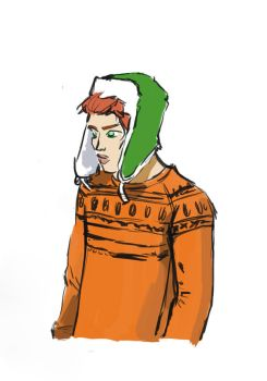 Teen Kyle, as I imagine him. by ultra-naff