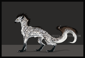 Dragon Design Auction #15 [CLOSED] by Trioza