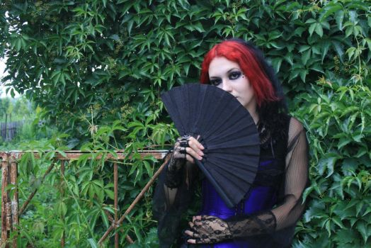 gothic doll stock7 by MysteriaViolentStock