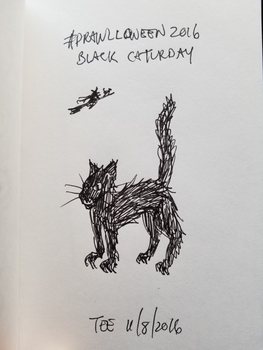 29 Black Caturday by Thastygliax