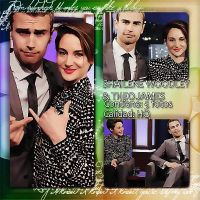 Photopack 8: Shailene Woodley and Theo James by SwearPhotopacksHQ