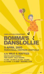 bomma's danslollie 2 by StarvinMarvin