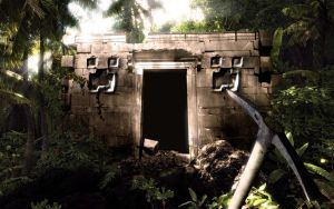 Minecraft Jungle Temple by GuilleAC