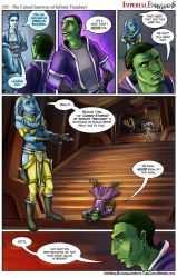 202 -  The Cursed Stairway of Infinite Treachery by Vixen11