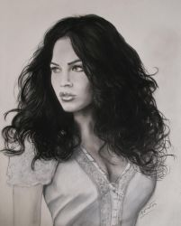 Megan Fox by Artnicow