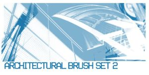 Architectural Brush Set 2 by ardcor