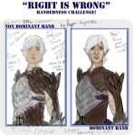 Right Is Wrong Meme: Fenris by Arquen