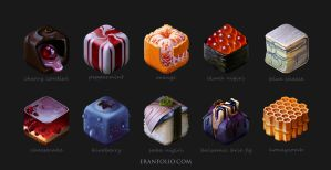 Food Cubed by EranFowler
