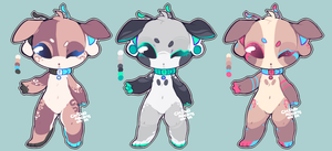 $7/700pt alien doggo adopts (closed) by ChinoAdopts