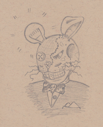 Bunny by SteamHead1880
