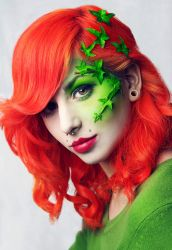 Poison Ivy by destriers