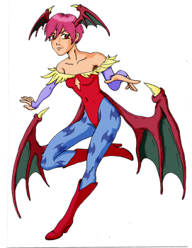 Lilith Aesland by Lorien76