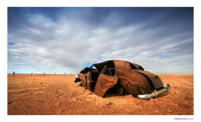 old wreck by dannyp5000
