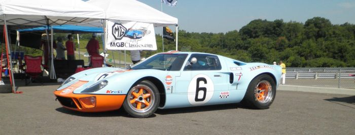 GT 40 by BealsonWheels327