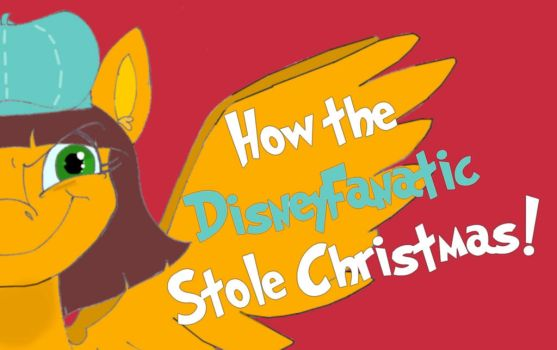 How the DF  Stole Christmas! by Keriwi1