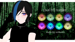 [reiikuma] eden eye texture [+dl] by reiikuma