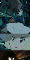 Lillie remembers Type: Null from her Past by WillDynamo55