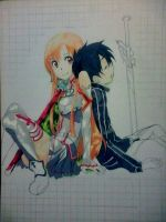 Sword Art Online (Wip 2) by nielopena