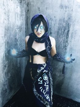 LOL: Prophet(ess) of the Void by Vanoa Cosplay by Ever-smiling