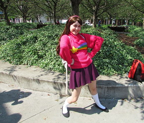 Mabel Pines - Otakuthon 2017 by J25TheArcKing