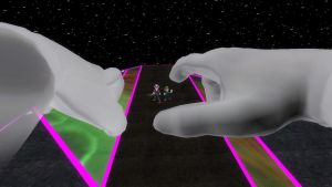 Luigi and Waluigi VS Master Hand and Crazy Hand by SCP-096-2