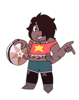 Smoky Quartz (Earthlings) by MrChaseComix