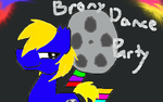 Brony Dance Party by DrDiscordedWhooves