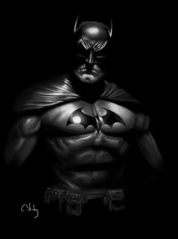 Batman 06 digital by pagandevil