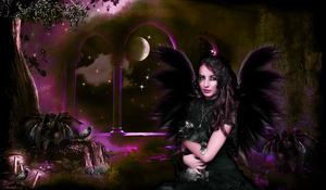 Angel of the night by tinca2