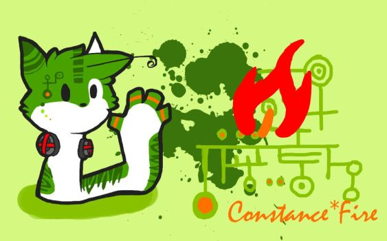 DeviArt ID by Constance-fire