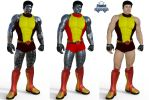Iray - Heroes - Colossus by Daniel-Remo-Art