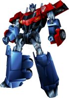 Robots In disguise Optimus Prime by Draconis130