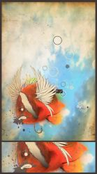 Catching flyfish by Infantmind