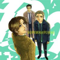 SPN: 100 by Reiforizza