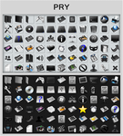 Pry Icon Pack Installer for Windows 7 by UltimateDesktops