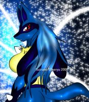 Astral Back Colored by Suirano
