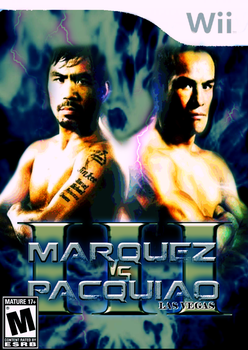 MARQUEZ vs PACQUIAO III WII FAKE by Vizeth