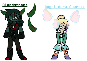 Gemsona # 10: Parallel Opposites by TheUltimateMagikarp