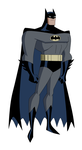 Batman - BTAS in JLU Style by JTSEntertainment